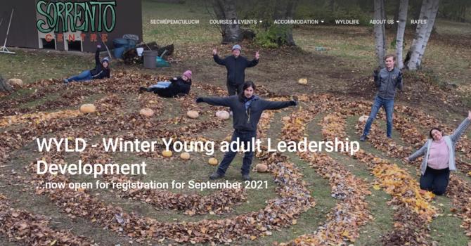 Sorrento Centre's WYLD Program Now Recruiting  image